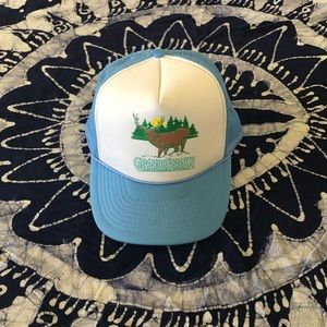 Other - Vintage Grand Canyon National Park Trucker Hat